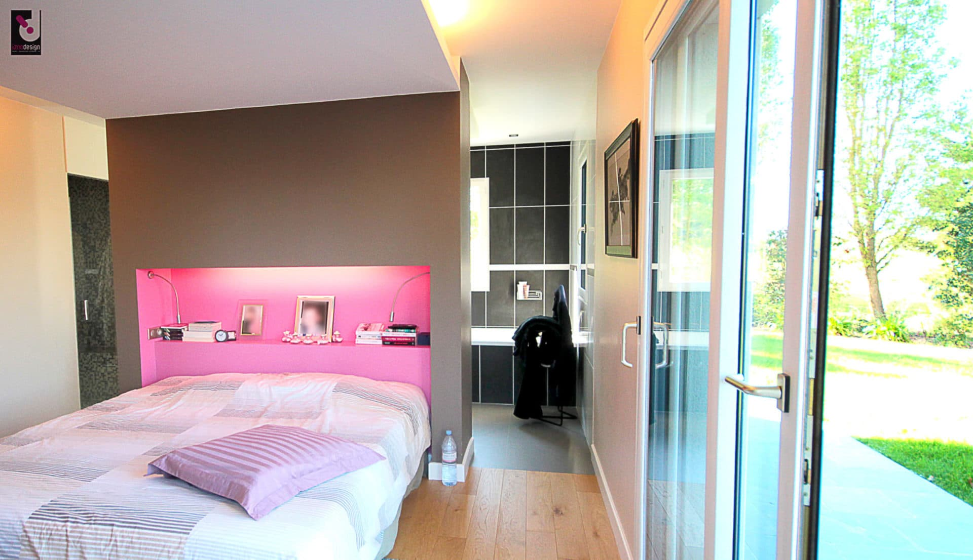 Design architecte d 39 int rieur 3d rennes for Creation suite parentale